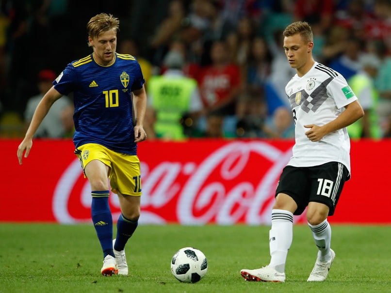 Germany Vs Sweden World Cup