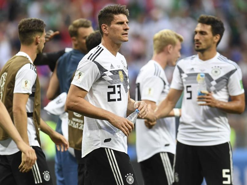 World Cup 2018: Germany Losing To Mexico, Five Things We Learned
