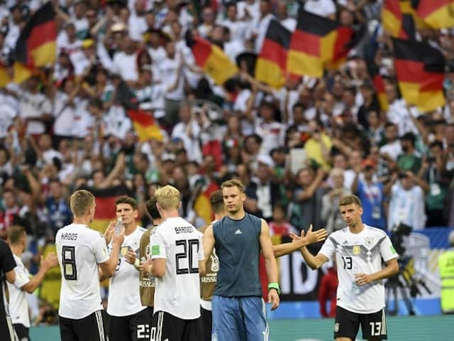 World Cup 2018: German Media Sound Alarm After Shock World Cup Defeat