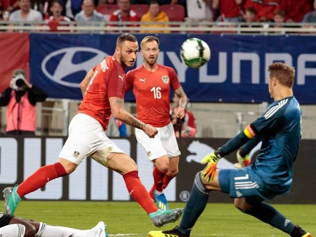 FIFA World Cup Friendly: Germany Lose To Austria On Manuel Neuers Comeback