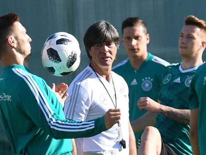 Joachim Low: 'Germany will not change gameplan following Mexico loss'