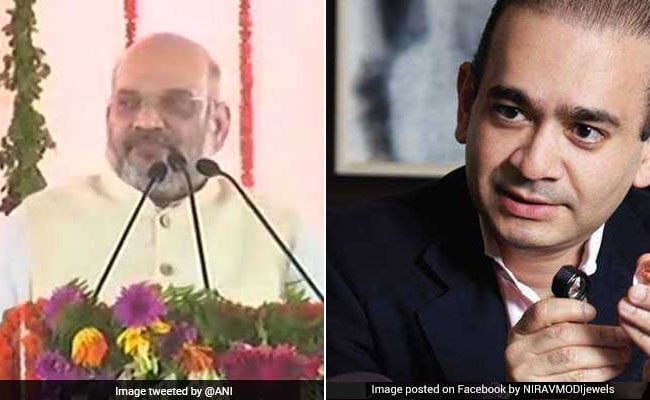 अमित शाह का TMC पर हमला, भगोड़े नीरव मोदी को कोर्ट का नोटिस, 5 बड़ी खबरें