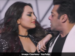 Salman Khan And Sonakshi Sinha Recreate Dharmendra's Iconic Song <I>Rafta Rafta</I> For <i>Yamla Pagla Deewana Phir Se</i>