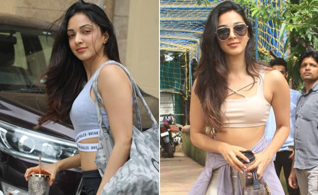 Kiara Advani's Athleisure Style Is Winning Hearts