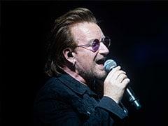 U2 Lead Singer Bono Loses Voice In Concert, Band Cuts Short Tour
