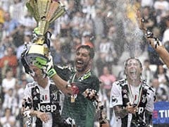 Gianluigi Buffon Bids Tearful Farewell To Juventus