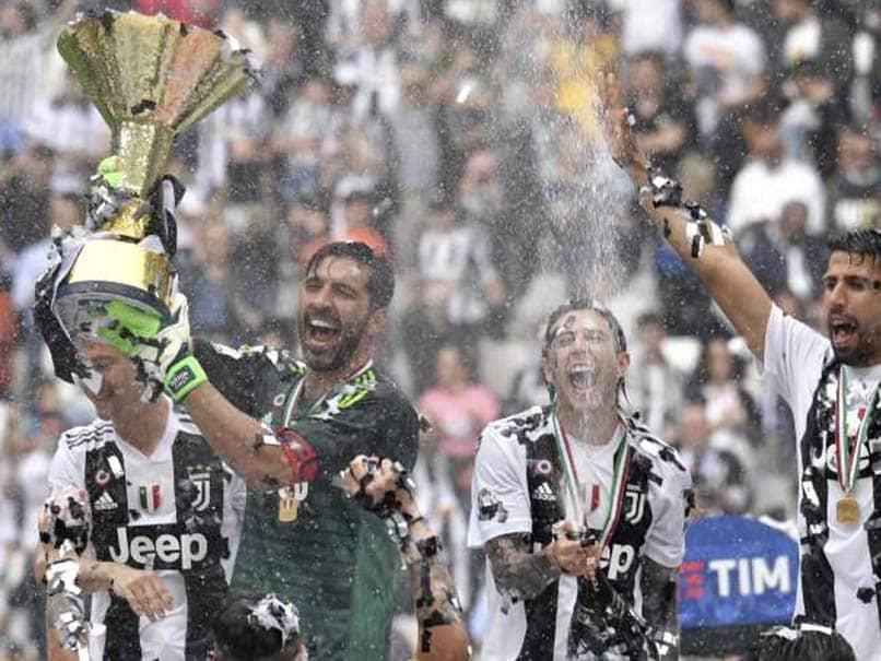 Gianluigi Buffon Bids Tearful Farewell To Juventus