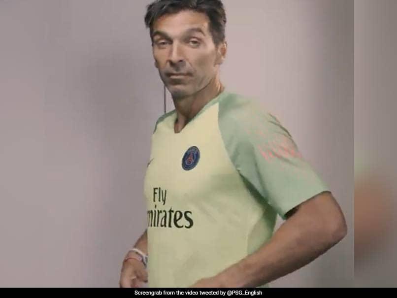 Gianluigi Buffon Joins Paris Saint-Germain
