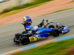 Shahan Ali Mohsin To Represent India In IAME International Final At Le Mans