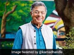 Veteran Film And Theatre Personality Girish Karnad Dies At 81