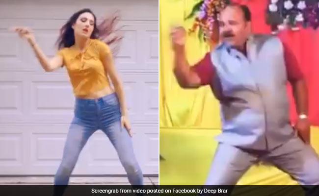 लड़की ने धांसू अंदाज में किया अंकल जैसा डांस, जानिए किसका सबसे अच्छा