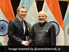 PM Modi Meets Leaders Of Angola, Argentina On Sidelines Of BRICS Summit