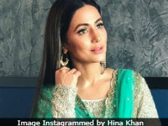 Bakrid 2018: 'Want To Dress Up,' Hina Khan Said. So, How Did She Do?