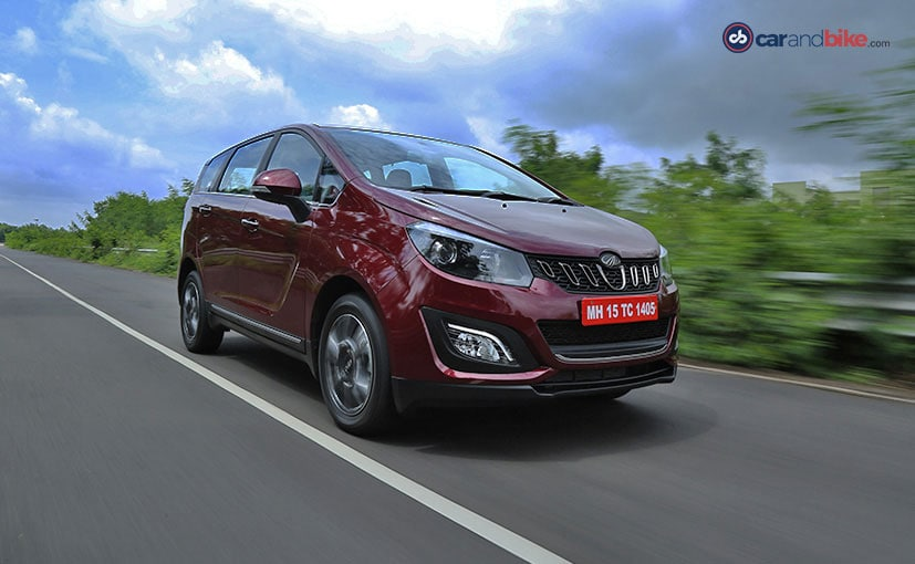 Mahindra Marazzo First Drive Review