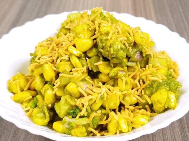 Video : Spicy Corn Bhel
