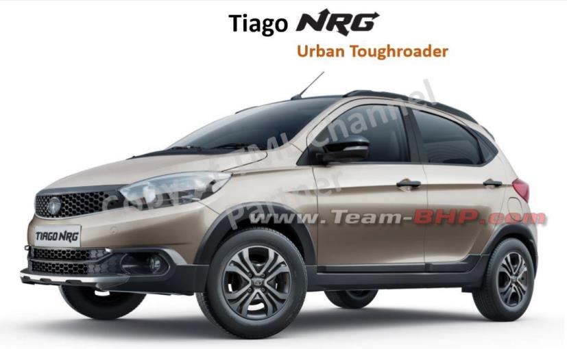The Tata Tiago NRG will be launched on September 12, 2018 | Pic Credit: Team-BHP