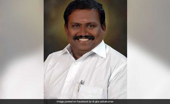 BJP Leader Stopped At Coimbatore Airport For Carrying A Bullet In Bag