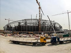 Qatar World Cup Worker Dies At 2022 Stadium