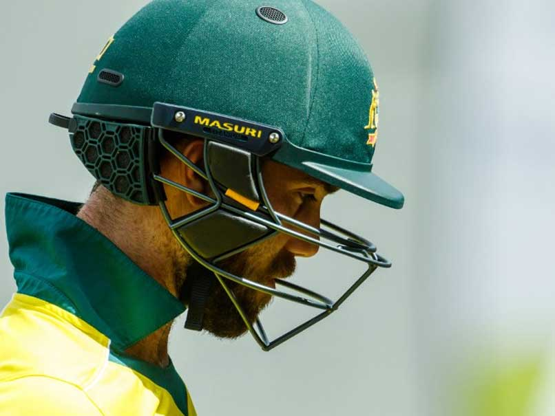 Glenn Maxwell Clarifies After Sarfraz Ahmed Handshake Snub