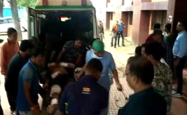 Policeman Killed, Three Injured In Maoist-Triggered Blast In Chhattisgarh