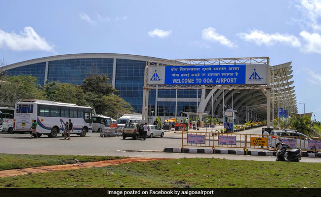 Hyderabad Man Allegedly Trying To Smuggle Cannabis Caught At Goa Airport