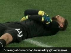 Goalkeeper 'Fakes Injury' To Help Teammates Break Ramadan Fast