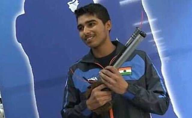 Saurabh Chaudhary sets new shooting record in junior ISSF World Championship