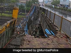Bridge Collapses At Mumbai's Andheri Station, 5 Injured