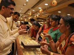 Gold Extends Losses For Second Straight Day: 5 Points