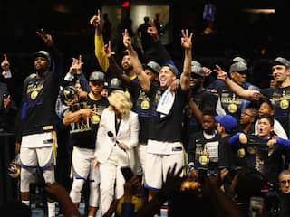 Golden State Warriors Rout Cleveland Cavaliers To Complete NBA Finals Sweep
