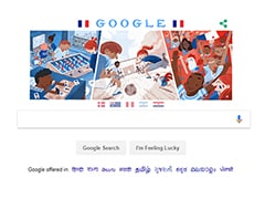 World Cup 2018, Day 8: Google Doodle Celebrates Football Culture in Lionel Messi's Argentina, 1998 Champions France