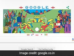 World Cup 2018, Day 11: Google Doodle Celebrates Football Culture In Harry Kane