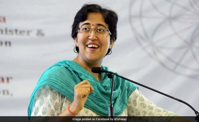 Odd-Even Scheme Necessary To Counter Stubble Burning In Delhi: Atishi