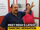 Video : MP Professor Who Danced His Way Into Our Hearts Is A Huge Govinda Fan