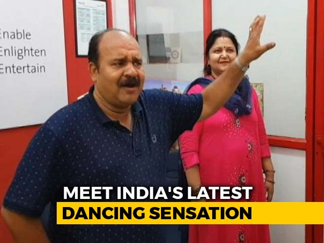 Video: MP Professor Who Danced His Way Into Our Hearts Is A Huge Govinda Fan
