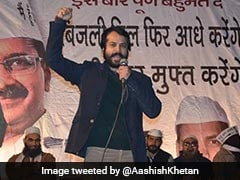 Now AAP's Ashish Khetan Gives Exit Vibes, Days After Ashutosh Quit