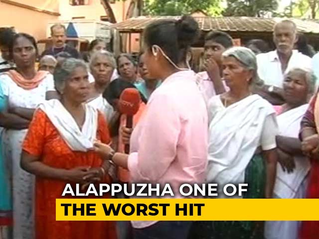 Video: Stories Of Hope Amidst Dire Need Of Supplies In Alappuzha