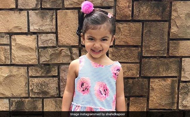 Inside Pics From Shahid Kapoor And Mira Rajput's Daughter Misha's Birthday Celebration