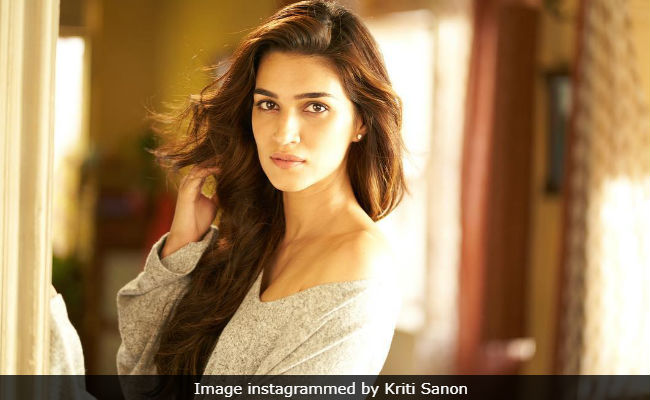Kriti Sanon's Instagram Hacked, Then Restored. All's Well Now