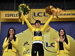 Geraint Thomas Virtually Secures