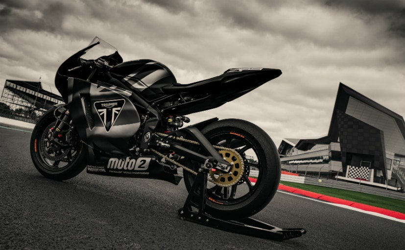 becca99a6e4 Triumph Moto2 Set For Debut At British GP - NDTV CarAndBike