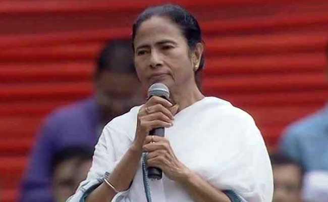 BJP's Antics A Dishonour To Atal Bihari Vajpayee: Mamata Banerjee