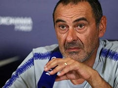 Maurizio Sarri Confident Willian Will Stay, But Has Doubts Over Thibaut Courtois