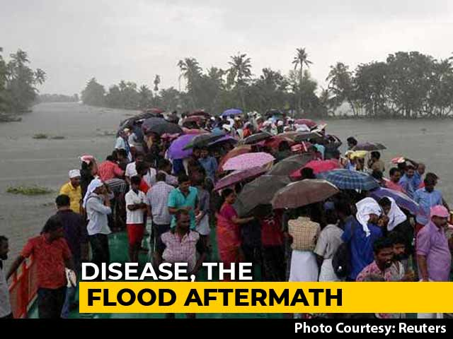 Video: 'Rat Fever' Cases Rise After Kerala Floods,12 Dead Since August 1