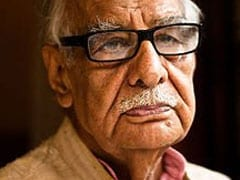 Kuldip Nayar's Death A Loss To Indian Journalism: Amit Shah