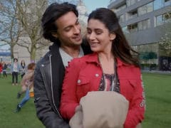 <i>Loveratri</i> Song <i>Chogada</i>: Warina Hussain And Aayush Sharma Present The Ultimate Navratri Anthem
