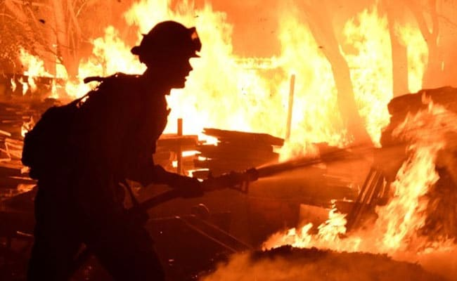 Massive California Wildfire Was Caused By Faulty Electric Fence