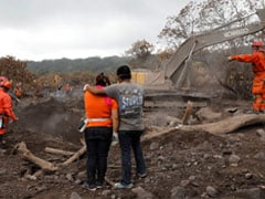 Guatemala Ends Victim Searches At Fuego Volcano Where 110 Died