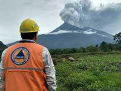 25 Killed, Over 2000 Evacuated As Guatemalan Volcano Erupts, City Airport Shut