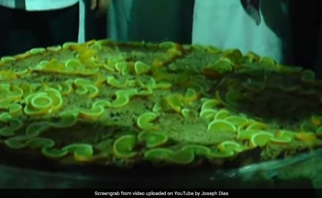 At 296 Kilos, Fish Patty From Goa Makes Guinness World Record